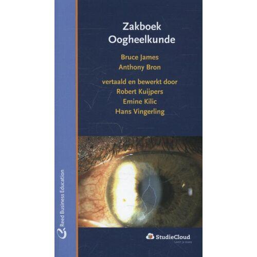 Zakboek oogheelkunde - Anthony Bron, Bruce James (ISBN: 9789035235571)