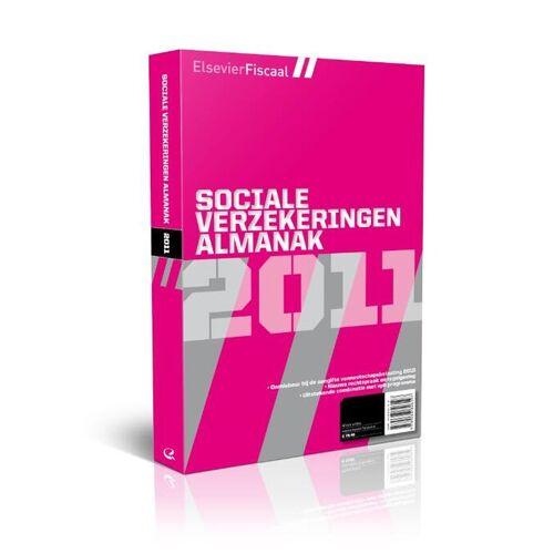 Elsevier sociale verzekeringen almanak - JB Tappel (ISBN: 9789035250345)