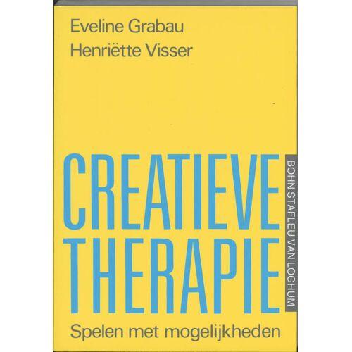 Creatieve therapie - (ISBN: 9789036800228)