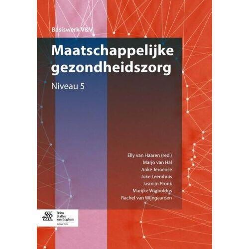 Maatschappelijke gezondheidszorg - Anke Jeroense (ISBN: 9789036805933)
