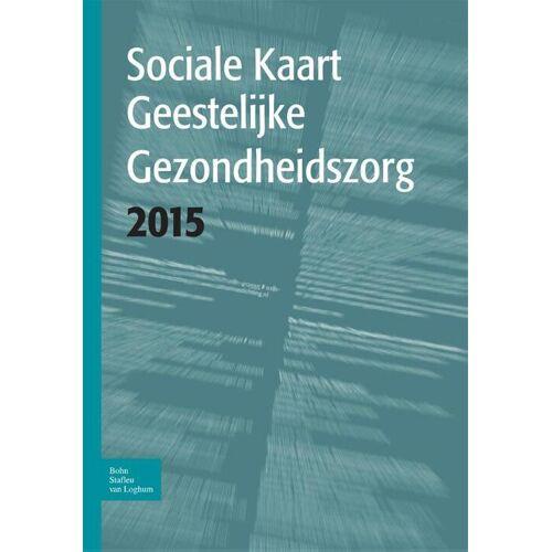 Sociale kaart geestelijke gezondheidszorg - (ISBN: 9789036808354)