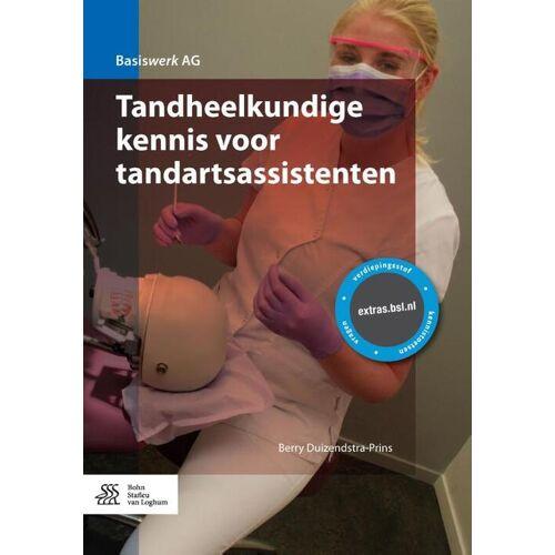 Tandheelkundige kennis voor tandartsassistenten - Berry Duizendstra-Prins (ISBN: 9789036809627)