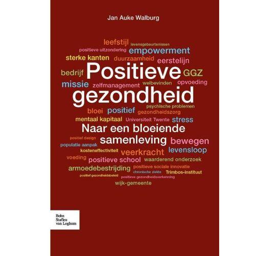 Positieve gezondheid - Jan Auke Walburg (ISBN: 9789036810401)