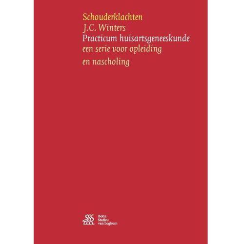 Schouderklachten - J.C. Winters (ISBN: 9789036815024)
