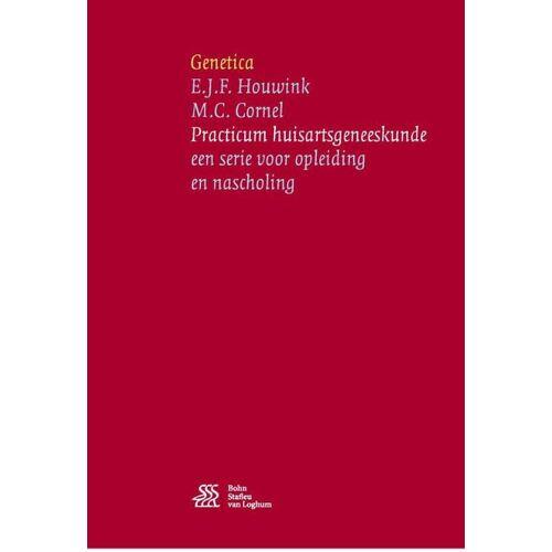 Genetica - E.J.F. Houwink, M.C. Comel (ISBN: 9789036815147)