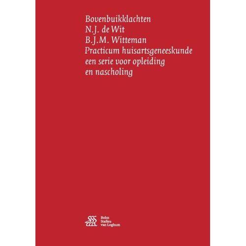 Bovenbuikklachten - B.J.M. Witteman, N.J. de Wit (ISBN: 9789036815161)