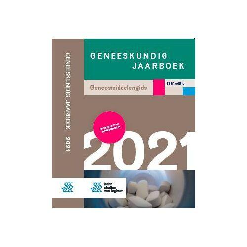 Geneeskundig Jaarboek - (ISBN: 9789036825566)
