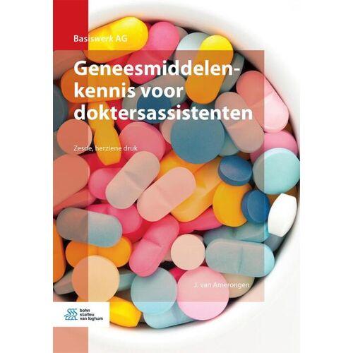Geneesmiddelenkennis voor doktersassistenten - J. van Amerongen (ISBN: 9789036826662)