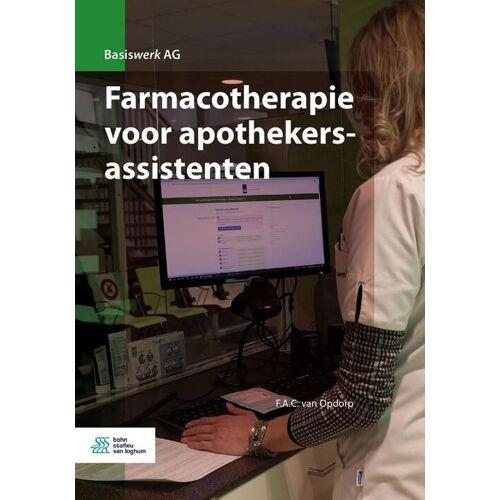 Farmacotherapie voor apothekersassistenten - F.A.C. van Opdorp (ISBN: 9789036826747)