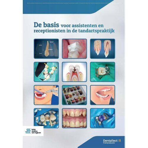 De basis voor assistenten en receptionisten in de tandartspraktijk - J.T.G. van Overbeek, S.A. El Boushy (ISBN: 9789036826921)