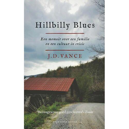 Hillbilly Blues - J.D. Vance (ISBN: 9789038804019)