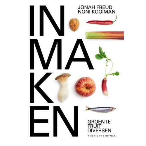 Inmaken - Jonah Freud, Noni Kooiman (ISBN: 9789038808826)