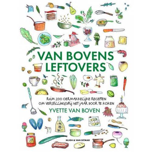 Van Bovens leftovers - Yvette van Boven (ISBN: 9789038809922)