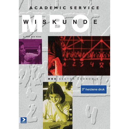 MBO Wiskunde - K. van den Hoek (ISBN: 9789039525258)