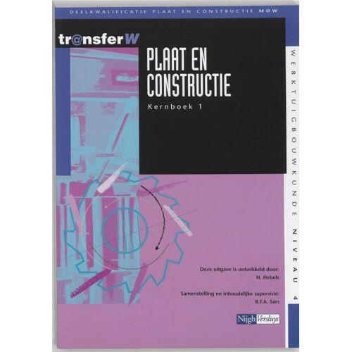 Plaat en constructie - H. Hebels (ISBN: 9789042525696)