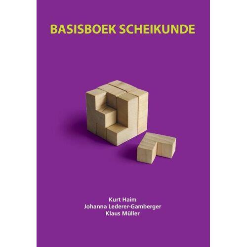 Basisboek scheikunde - Johanna Lederer-Gramberger (ISBN: 9789043017404)