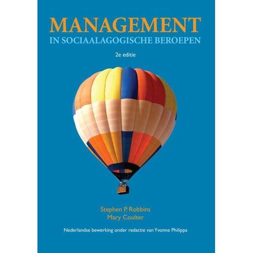 Management in sociaalagogische beroepen - Mary Coulter, Stephen Robbins (ISBN: 9789043019811)