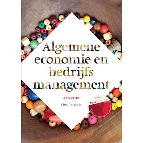 Algemene economie en bedrijfsmanagement - Edel Berghuis (ISBN: 9789043035224)
