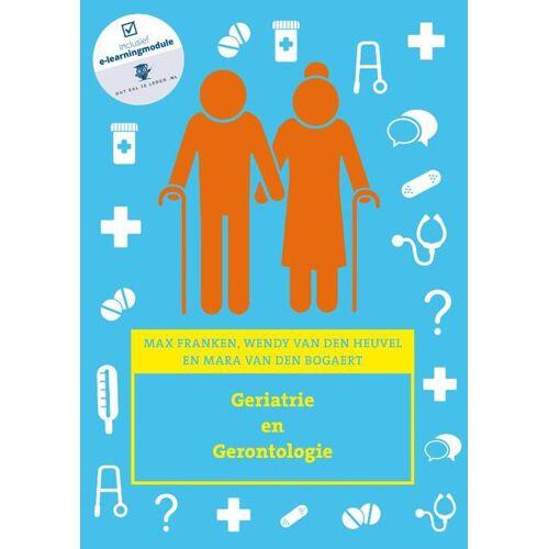 Geriatrie en gerontologie - Mara van den Bogaert (ISBN: 9789043035927)