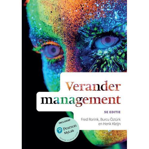 Verandermanagement - Burcu Öztürk, Fred Rorink, Henk Kleijn (ISBN: 9789043036788)