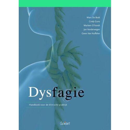 Dysfagie. Handboek voor de klinische praktijk (Reeks omtrent Logopedie, nr.7) - Cindy Guns (ISBN: 9789044131017)