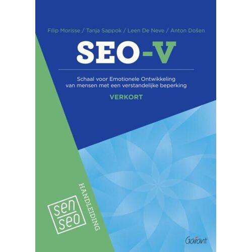 SEO-V Pakket van 20 afnameformulieren - Anton Došen (ISBN: 9789044135862)