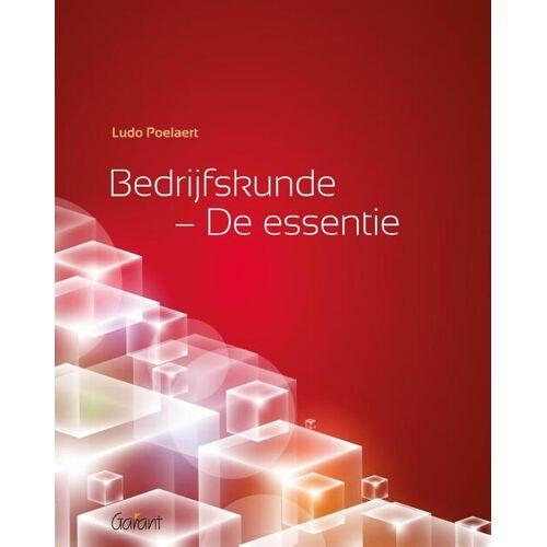 Bedrijfskunde - Ludo Poelaert (ISBN: 9789044136814)