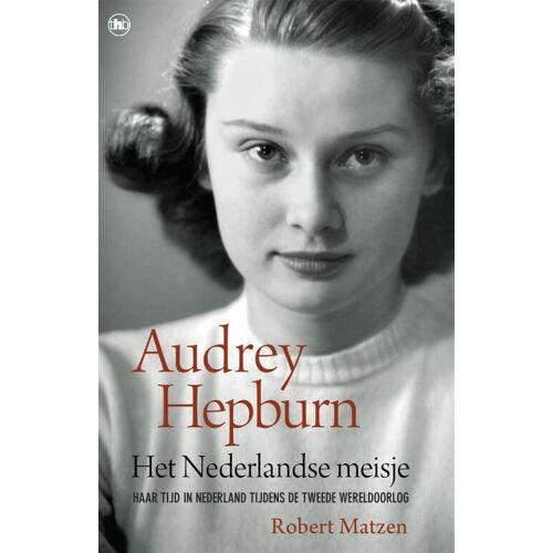 Audrey Hepburn - Het Nederlandse meisje - Robert Matzen (ISBN: 9789044363456)