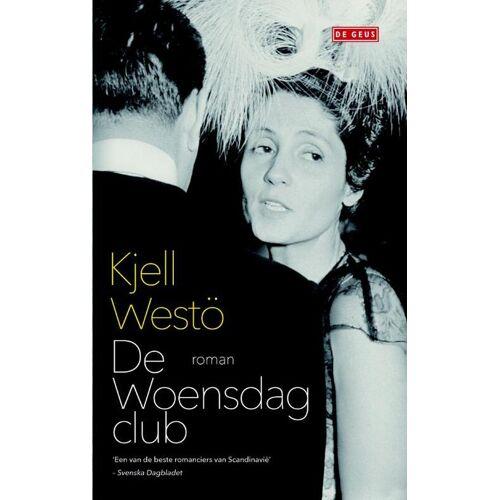 De Woensdagclub - Kjell Westö (ISBN: 9789044522938)