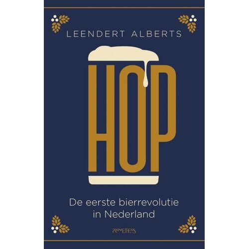 Hop - Leendert Alberts (ISBN: 9789044637656)