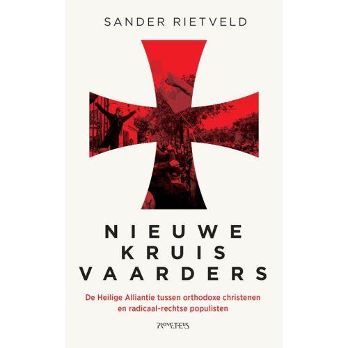 Nieuwe kruisvaarders - Sander Rietveld (ISBN: 9789044645163)