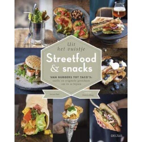 Streetfood & snacks - Stevan Paul (ISBN: 9789044743975)