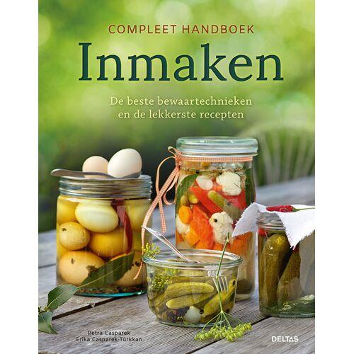 Compleet handboek Inmaken - Erika Casparek- Türkkan, Petra Casparek (ISBN: 9789044758061)