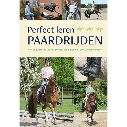 Perfect leren paardrijden - (ISBN: 9789044761139)