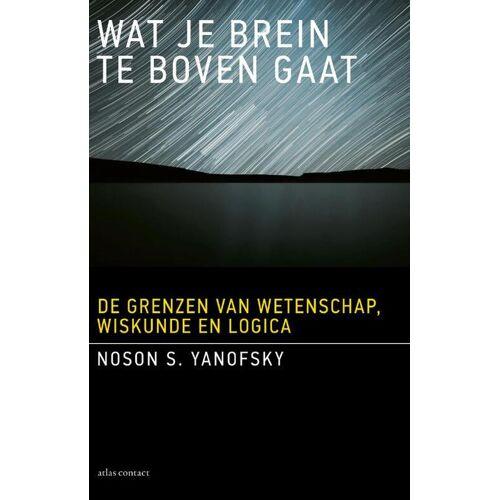 Wat je brein te boven gaat - Noson Yanofsky (ISBN: 9789045027425)