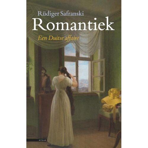 Romantiek - Rüdiger Safranski (ISBN: 9789045033532)
