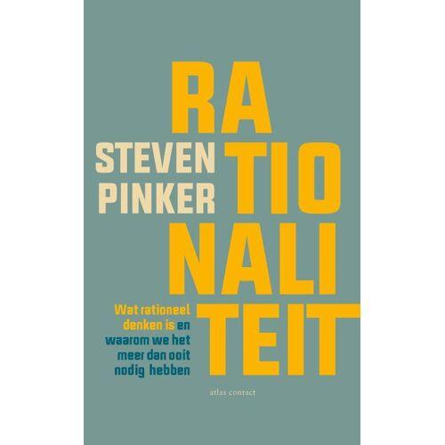 Rationaliteit - Steven Pinker (ISBN: 9789045034416)