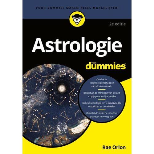 Astrologie voor Dummies - Rae Orion (ISBN: 9789045357348)
