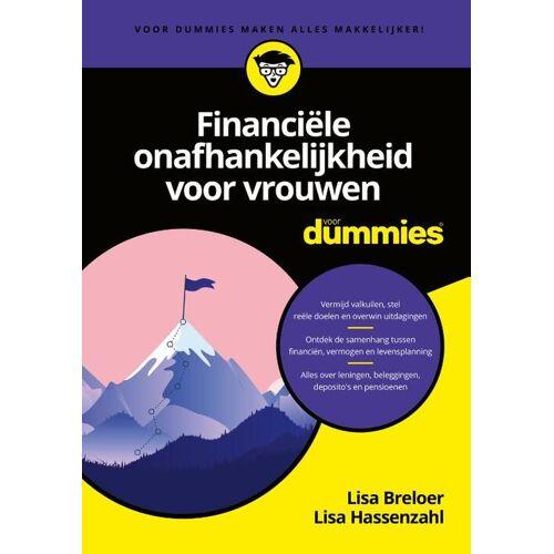 Financiële onafhankelijkheid voor vrouwen voor Dummies - Lisa Breloer, Lisa Hassenzahl (ISBN: 9789045357461)