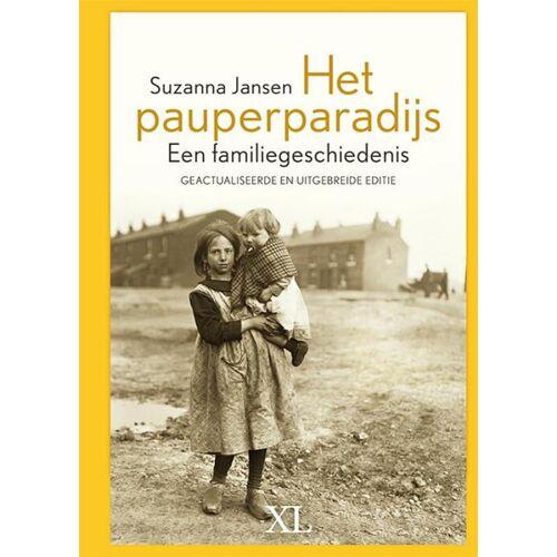 Het pauperparadijs - grote letter uitgave - Suzanna Jansen (ISBN: 9789046322987)