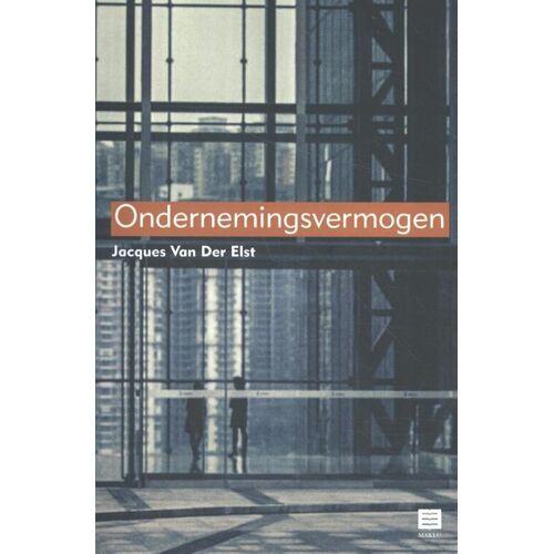 Ondernemingsvermogen - Jacques van der Elst (ISBN: 9789046609538)