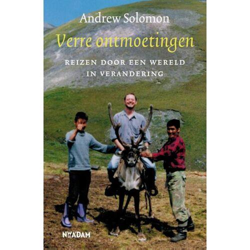 Verre ontmoetingen - Andrew Solomon (ISBN: 9789046821527)