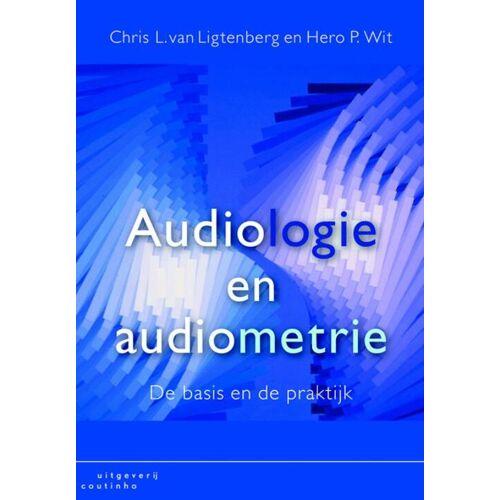 Audiologie en audiometrie - Chris L. van Ligtenberg, Hero P. Wit (ISBN: 9789046902264)