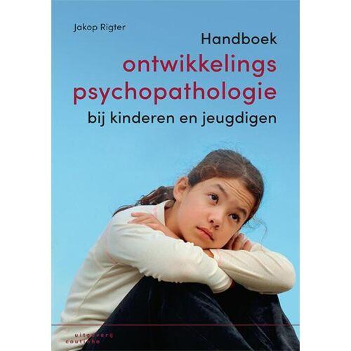 Handboek ontwikkelingspsychopathologie bij kinderen en jeugdigen - Jakop Rigter (ISBN: 9789046907078)