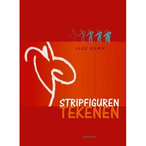 Stripfiguren tekenen - Jack Hamm (ISBN: 9789047513599)