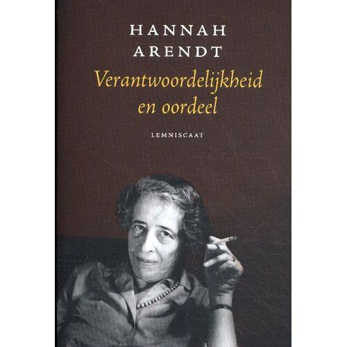 Verantwoordelijkheid en oordeel - Hannah Arendt (ISBN: 9789047712411)