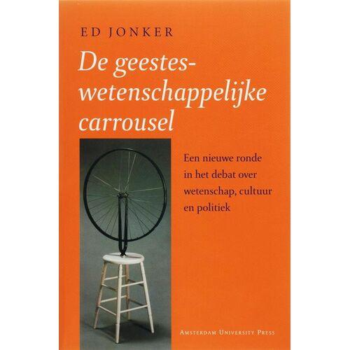 De geesteswetenschappelijke carrousel - E. Jonker (ISBN: 9789048507290)