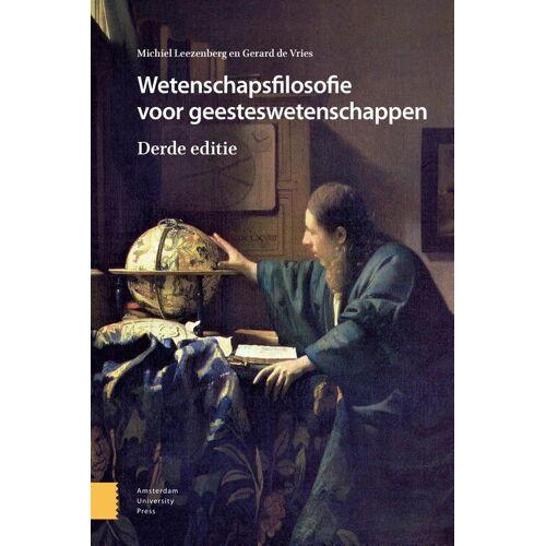 Wetenschapsfilosofie voor geesteswetenschappen - Gerard de Vries, Michiel Leezenberg (ISBN: 9789048539093)