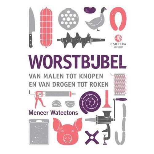 Worstbijbel - Meneer Wateetons, Sjoerd Mulder (ISBN: 9789048842261)