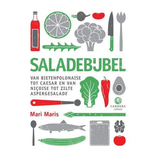 Saladebijbel - Mari Maris (ISBN: 9789048842308)
